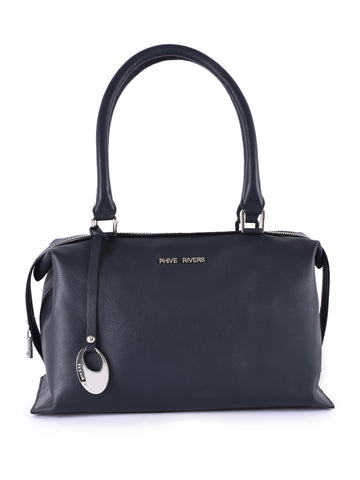 Leather Shoulder Bag - PR858N