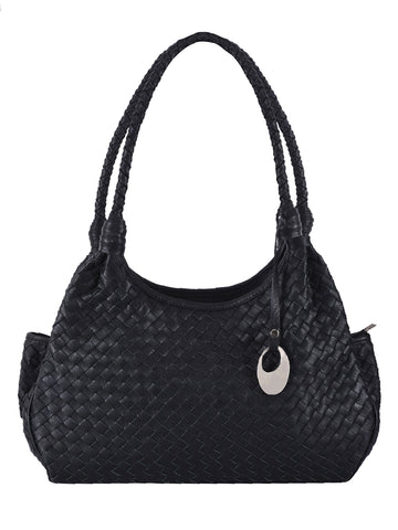 Leather Shoulder Bag - PR864B