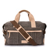Leather Duffle Bag - PRM566