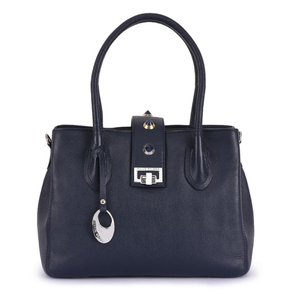 Leather Handbag - PR696N