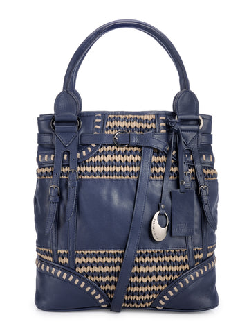 Leather Tote Bag - PR1054