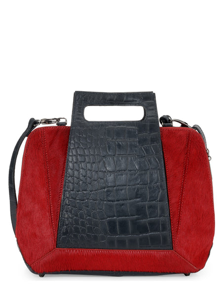 Leather Hand Bag - PR1058