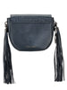 Leather Crossbody Bag - PR1085
