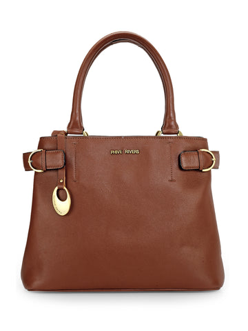 Leather Hand Bag - PR1092