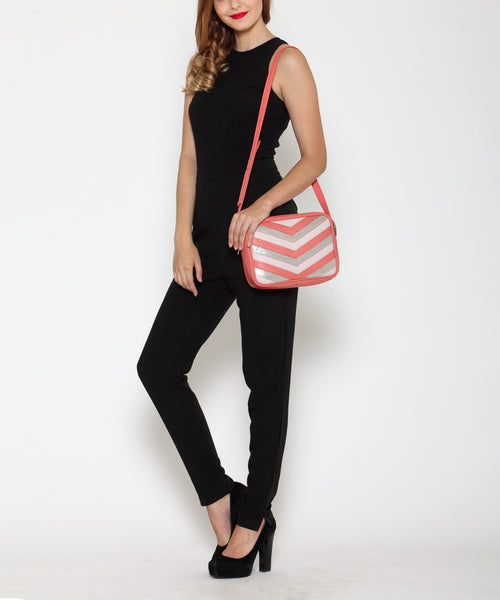Leather Sling Bag - PR1218