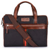 Leather Laptop Bag -PRM631