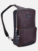 Leather Sling Backpack - PRM953