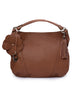Leather Handbag - PRU1330