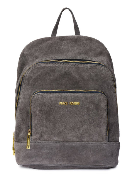 Leather Backpack - PRU1343