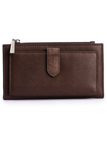 Leather Wallet - PRU1373