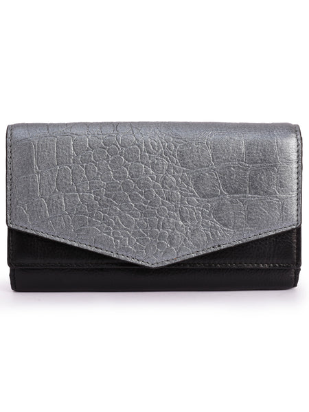 Leather Wallet - PRU1378