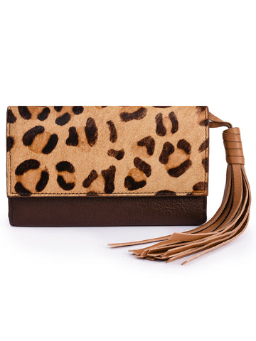 Leather Wallet - PRU1382