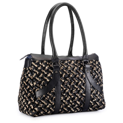 Leather Handbag - PR847