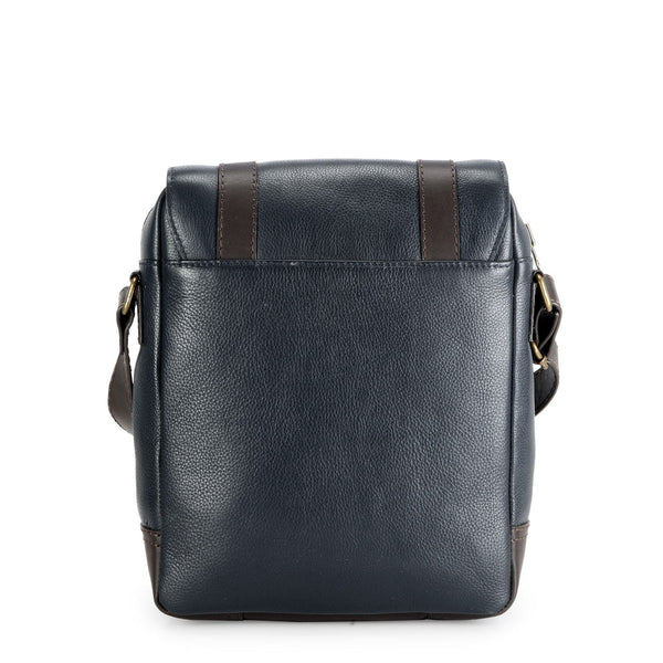 Leather Messenger Bag - PR1121