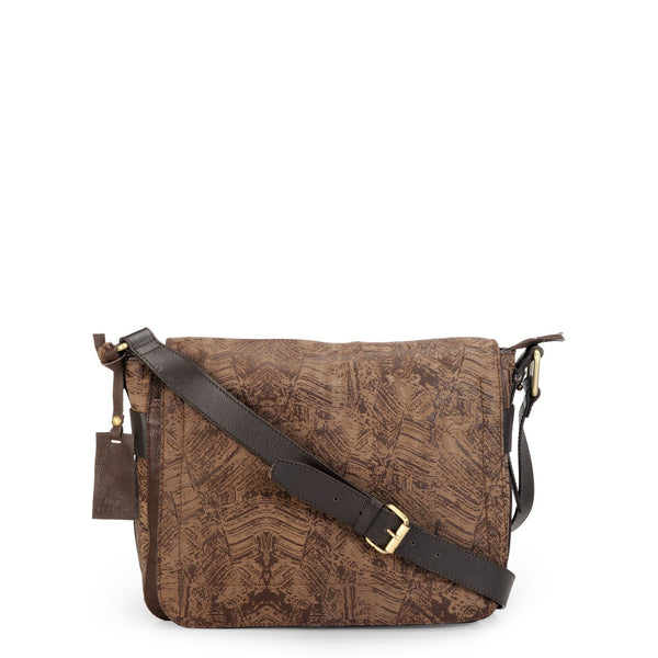 Leather Messenger Bag - PR1123