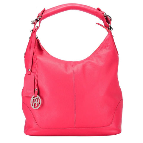 Leather Hobo Bag - PR880
