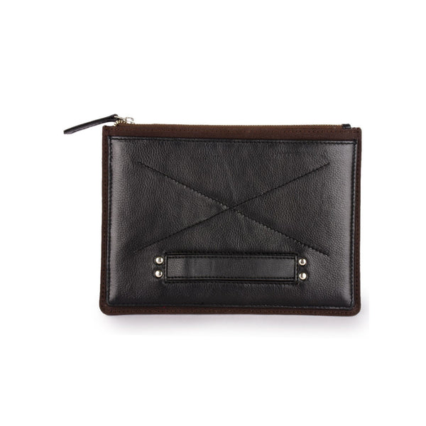 Phive Rivers Men's Leather Ipad Sleeve - Prm1317