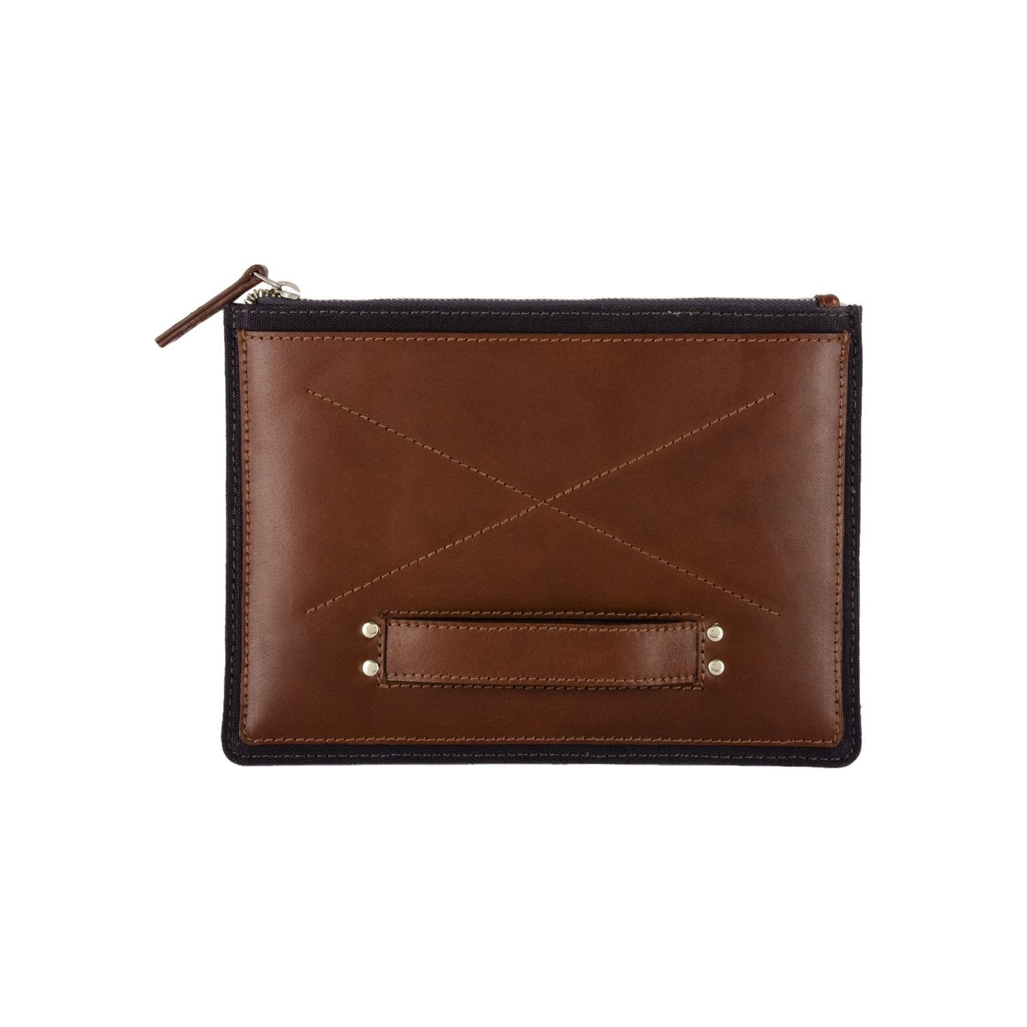 Phive Rivers Men's Leather Ipad Sleeve - Prm1316