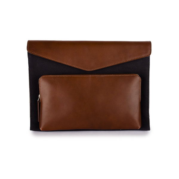 Leather Laptop Sleeve - PRM1309