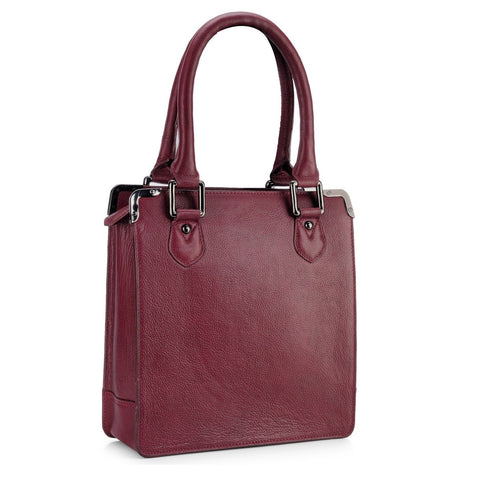 Leather Handbag -PR859