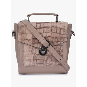 Leather Sling Bag - PR418