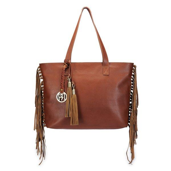 Leather Handbag - PR1078