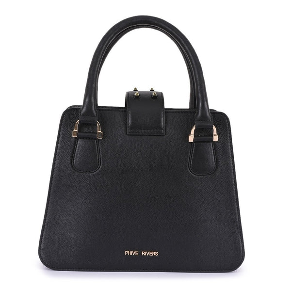 Leather Handbag - PR798N