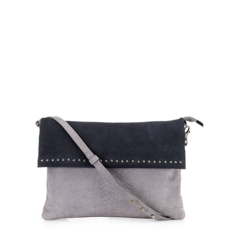 Leather Crossbody Bag - PR1222
