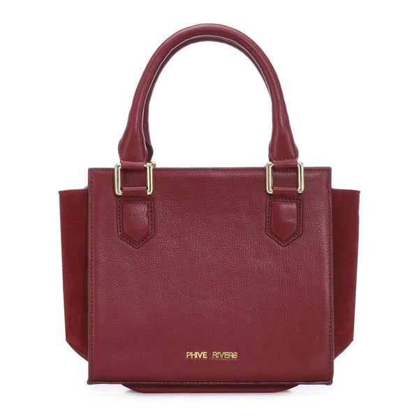 Leather Handbag - PR1267