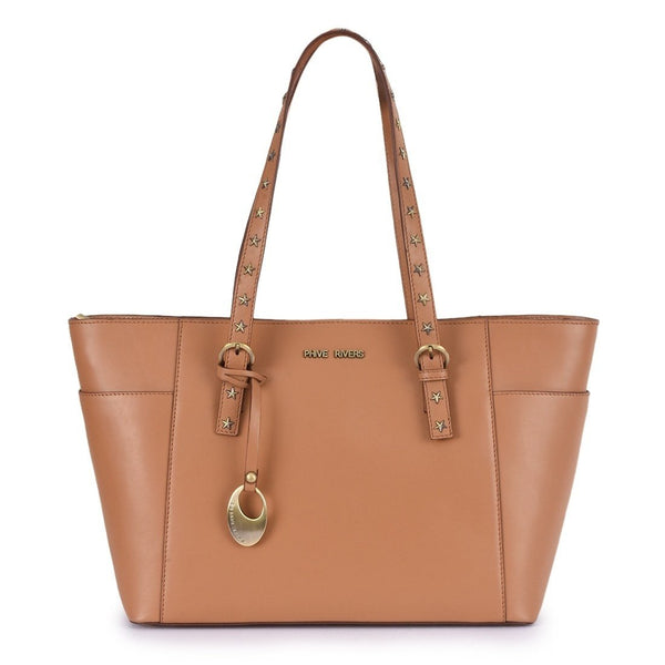 Leather Handbag - PR713N