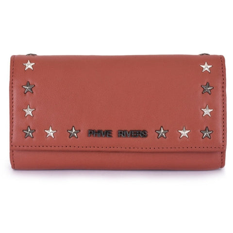 Leather Wallet - PR790N