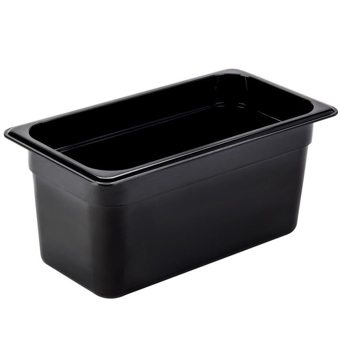 Cambro 36HP110 1/3 Size Food Pan 6in Deep - Black
