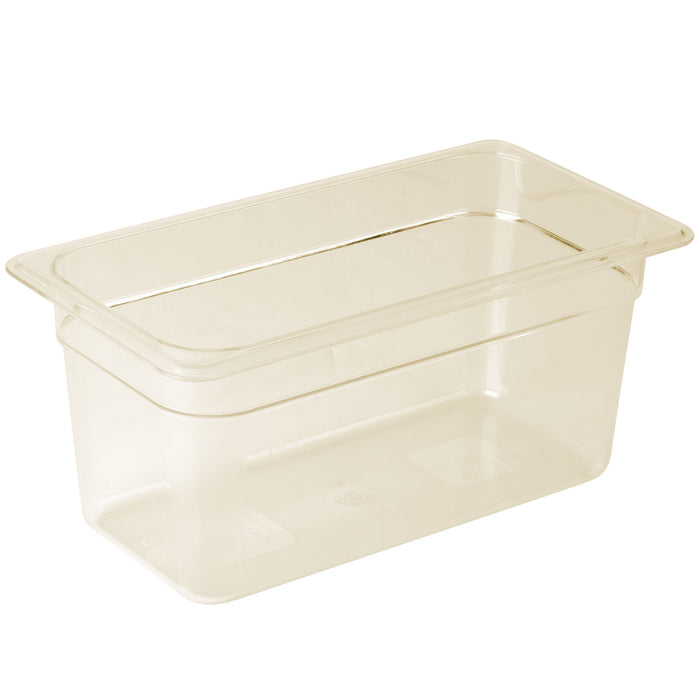 Cambro 36HP150 1/3 Size Food Pan 6in Deep - Amber