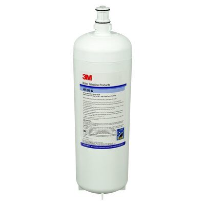 3M™ Purification HF60 Water Filtration Products Replacement Cartridge, large diameter, 0.2 micron