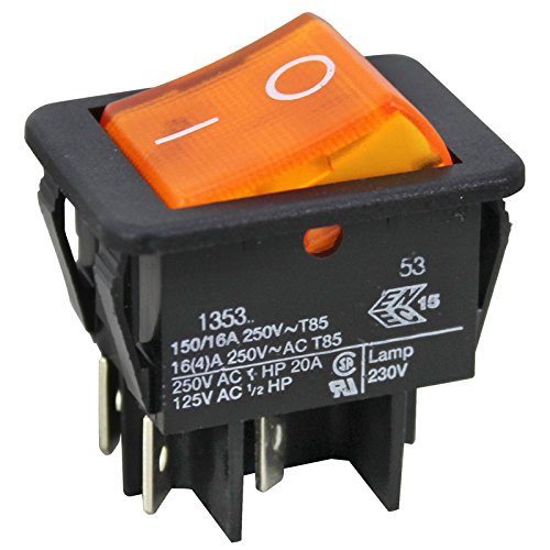 Cretors 5130 Lighted Switch