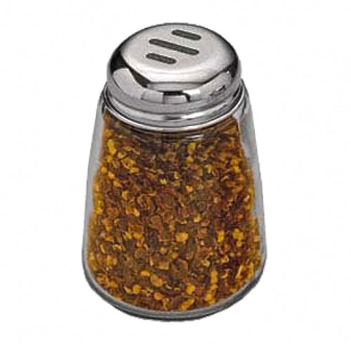 American Metalcraft 3309 8 Ounce Spice Shaker With Slotted Top