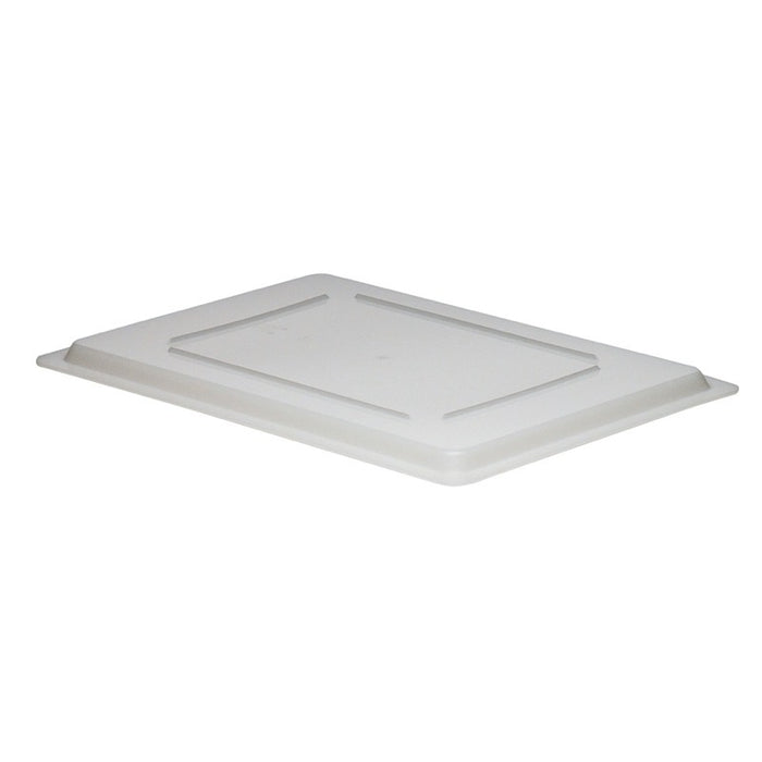 Cambro 1826CP148 18in x 26in Food Box Cover - White