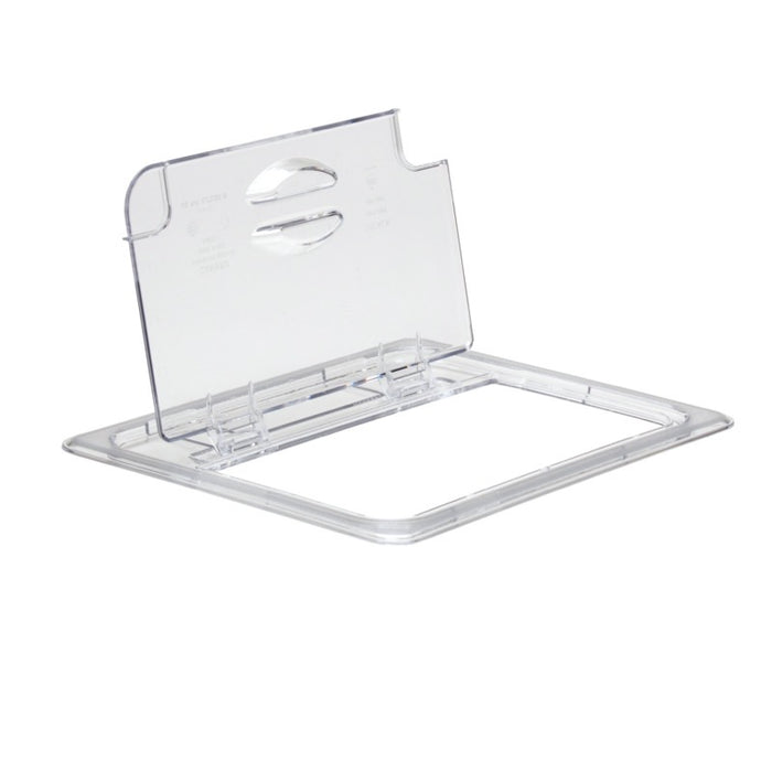 Cambro 20CWLN135 1/2 Size Hinged Food Pan Cover