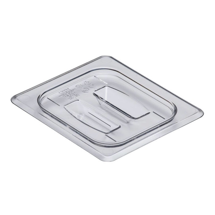 Cambro 60CWCH135 1/6 Food Pan Cover With Handle