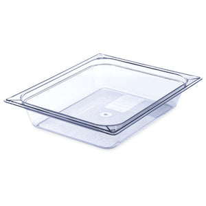 "Carlisle 10220B07 Food Pan 1/2 X 2.5"" Deep"