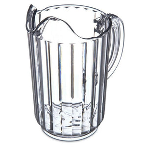 Carlisle 553607 32 Ounce Polycarbonate Pitcher