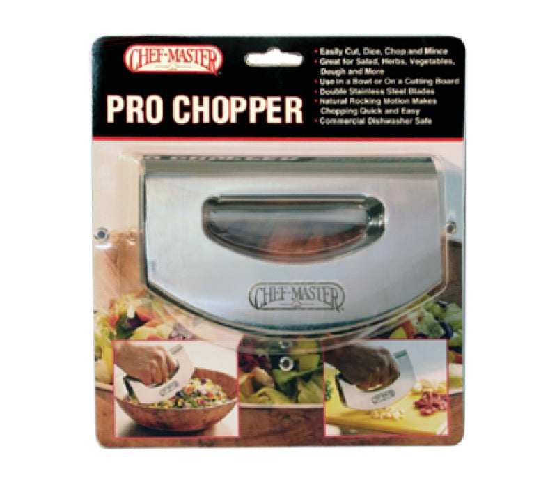 Chef Master 90017 Pro Chopper With Double Blades