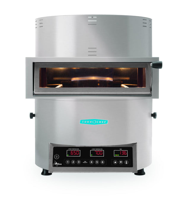 TurboChef Fire Countertop Single Deck Electric Pizza Oven