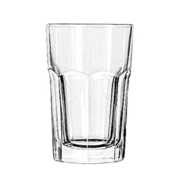 Libbey 15237 Gibralter 10 Ounce Beverage Glass (Case of 36)
