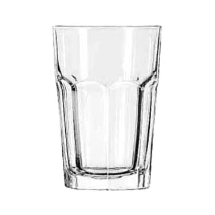 Libbey 15244 Gibraltar 14 Ounce Beverage Glass (Case of 36)