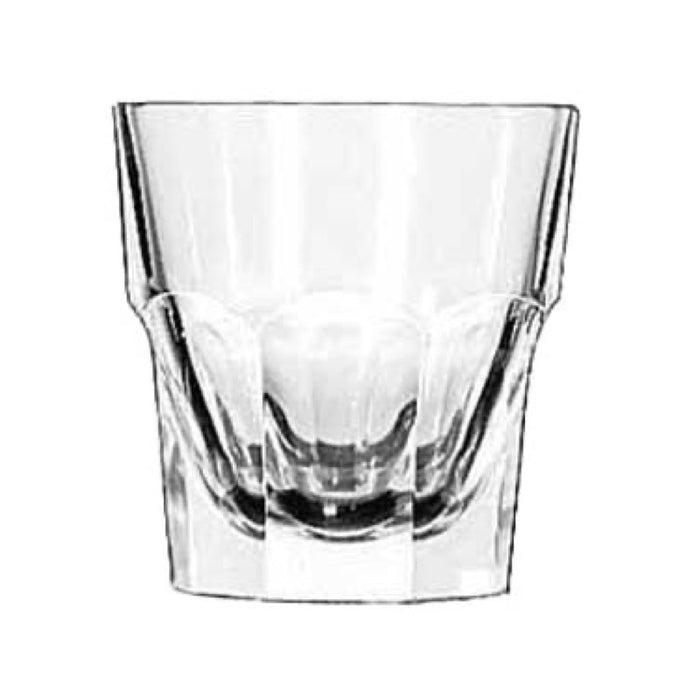 Libbey 15245 Gibralter 7 Ounce Tall Rocks Glass (Case Of 36)