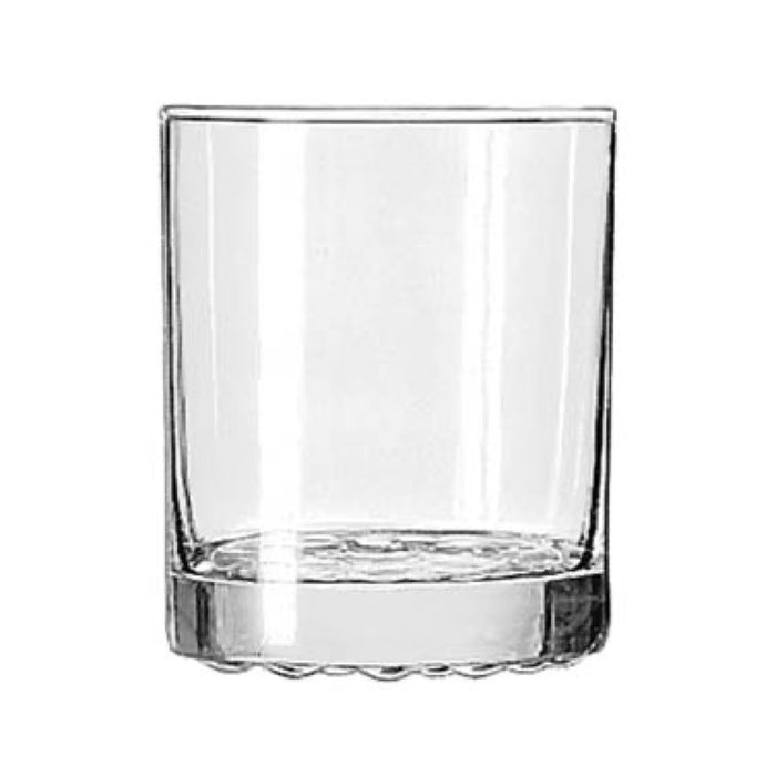 Libbey 23396 Nob Hill 12 1/4 Ounce Double Old Fashioned Glass (Case of 36)