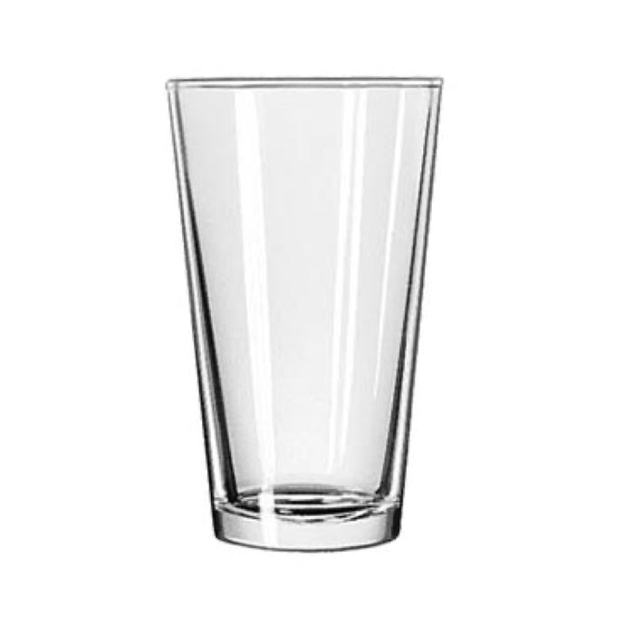 Libbey 1637HT Basics 20 Ounce Mixing Glass (Case Of 24)