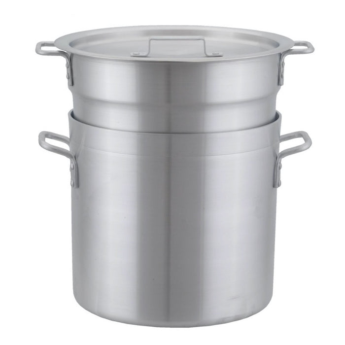 Libertyware DBL16 16 Quart Double Broiler Stock Pot