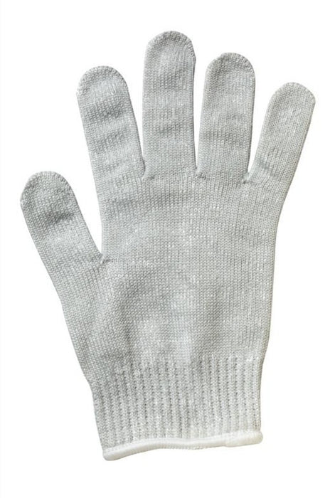 Mercer M33413L Large 10 Gauge Cut Resistant Glove - White